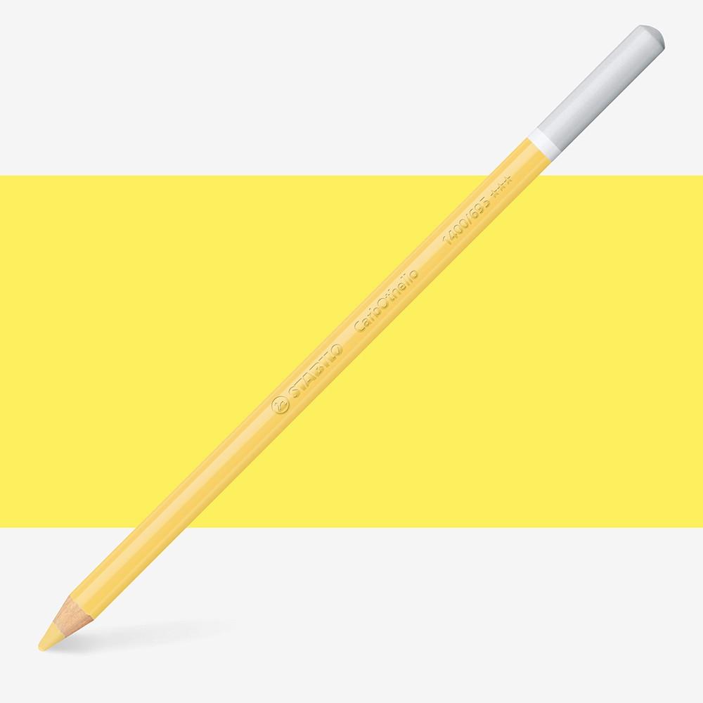 Stabilo Carbothello : Pastel Pencil Naples Yellow : 695