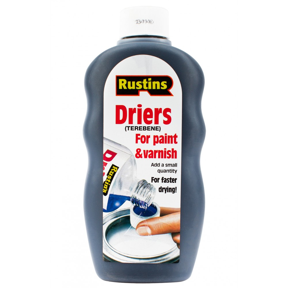 Handover : Liquid Driers (Terebine) : 300ml (By Road Parcel Only)