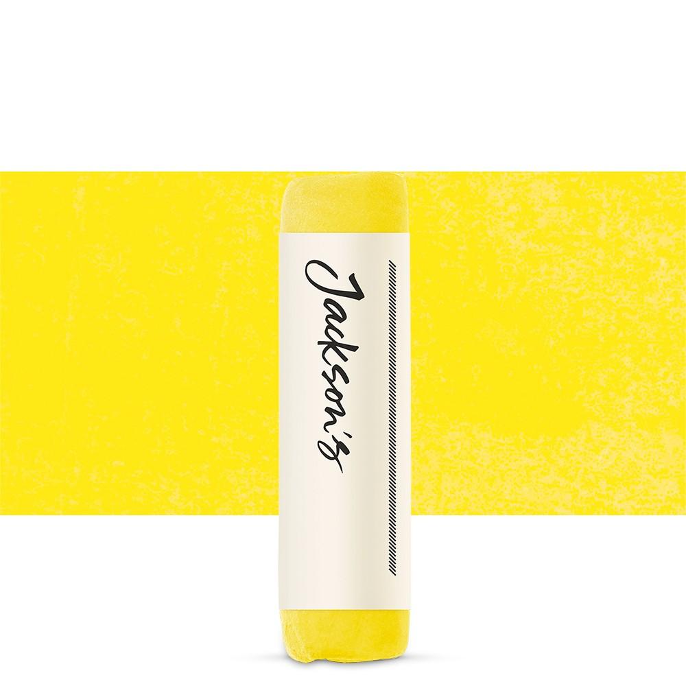Jacksons : Handmade Soft Pastel : Zinc Yellow (Daffodil Yellow)
