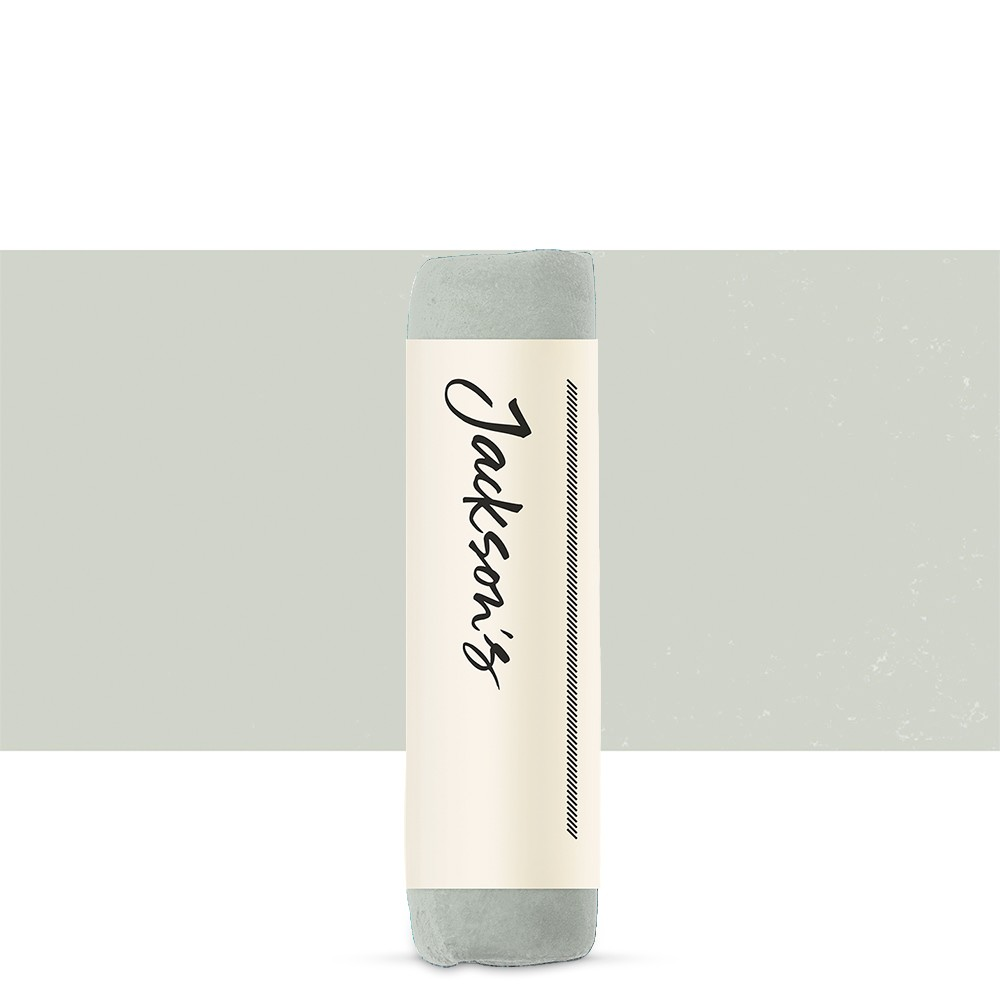 Jacksons : Handmade Soft Pastel : Lime Green White