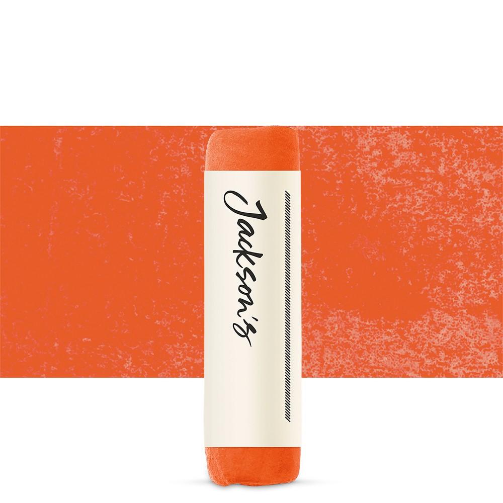 Jacksons : Handmade Soft Pastel : Deep Orange