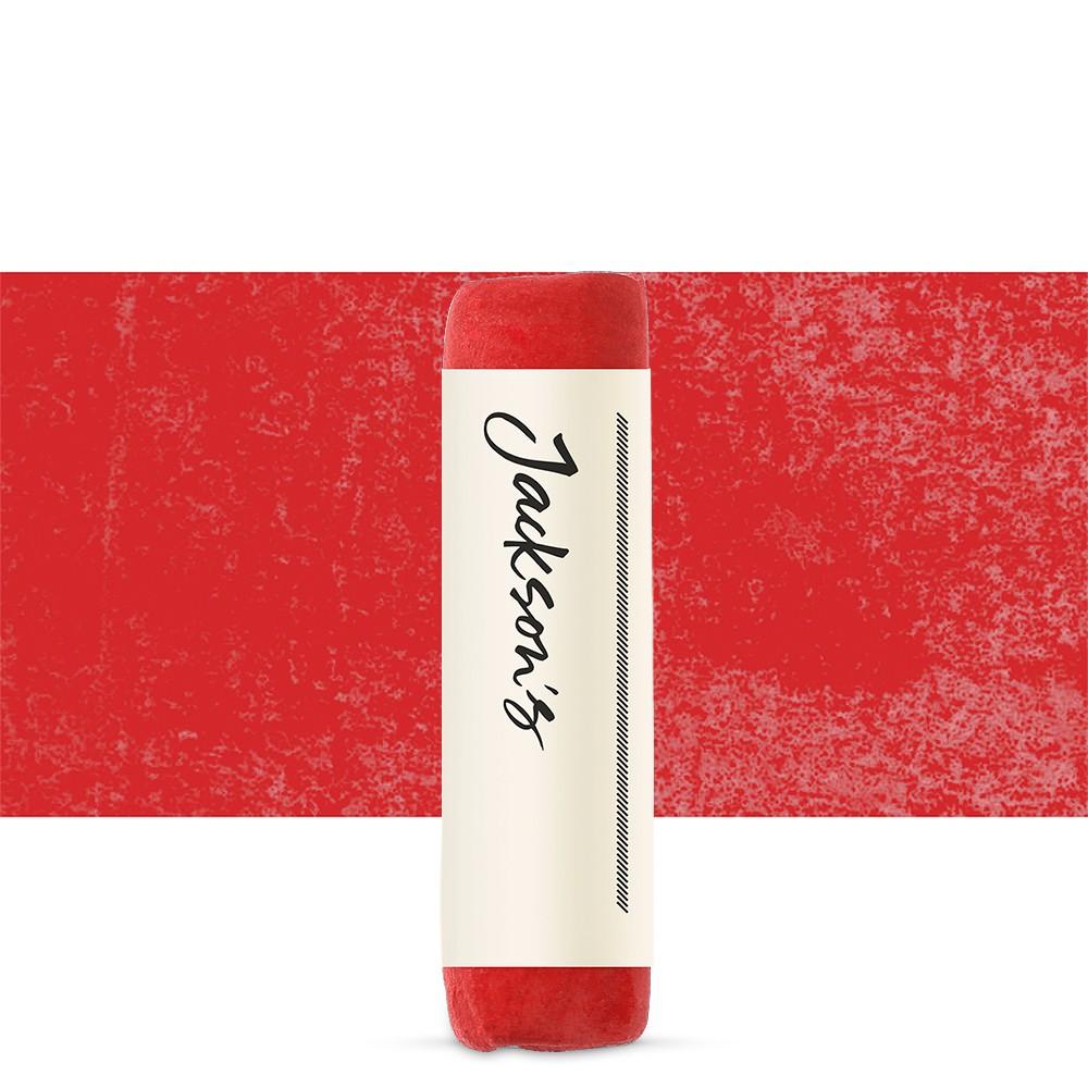 Jacksons : Handmade Soft Pastel : Red