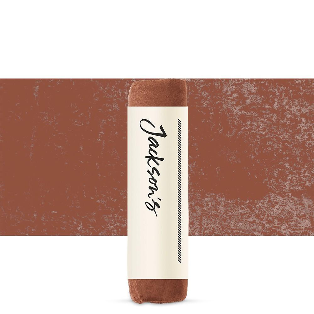 Jacksons : Handmade Soft Pastel : Dark Red Brown