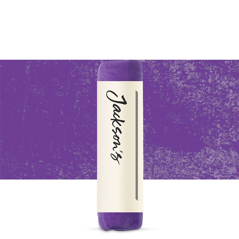 Jacksons : Handmade Soft Pastel : Deep Blue Violet