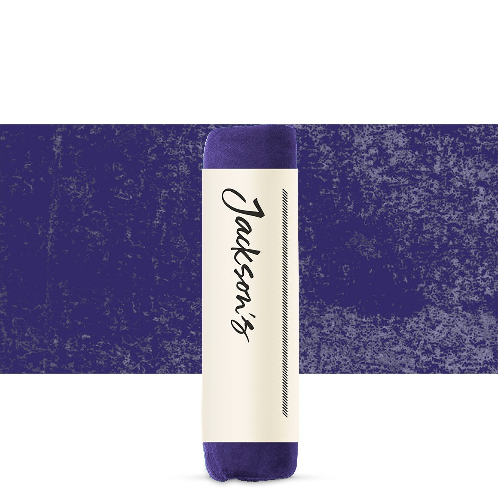 Jacksons : Handmade Soft Pastel : Dark Cobalt Blue