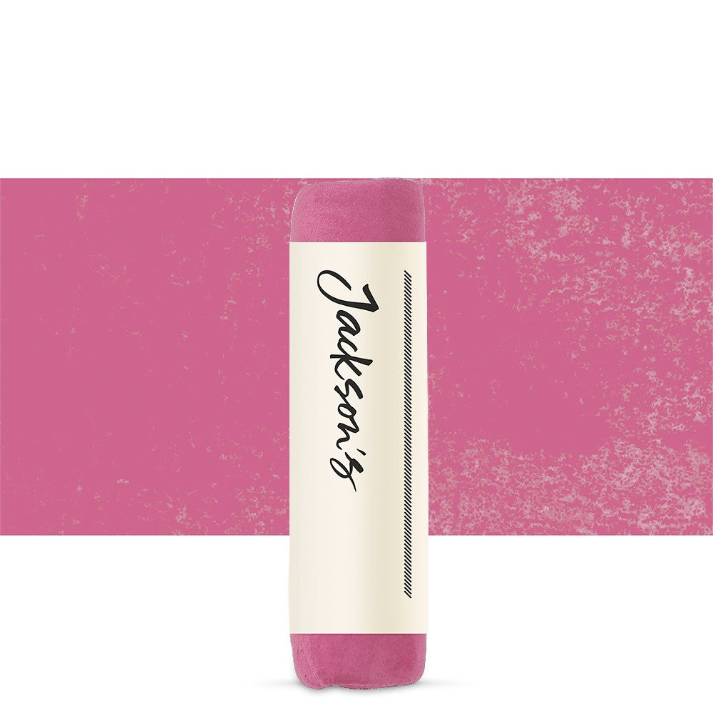 Jacksons : Handmade Soft Pastel : Carmine Pink