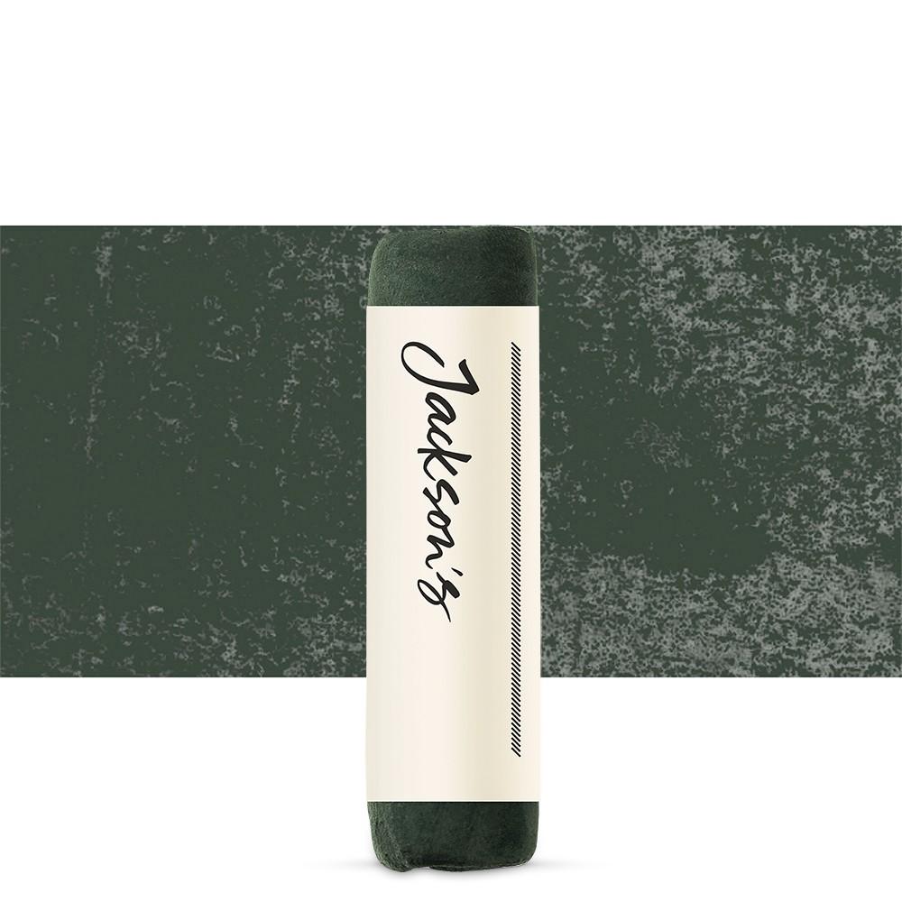 Jacksons : Handmade Soft Pastel : Deep Olive Green