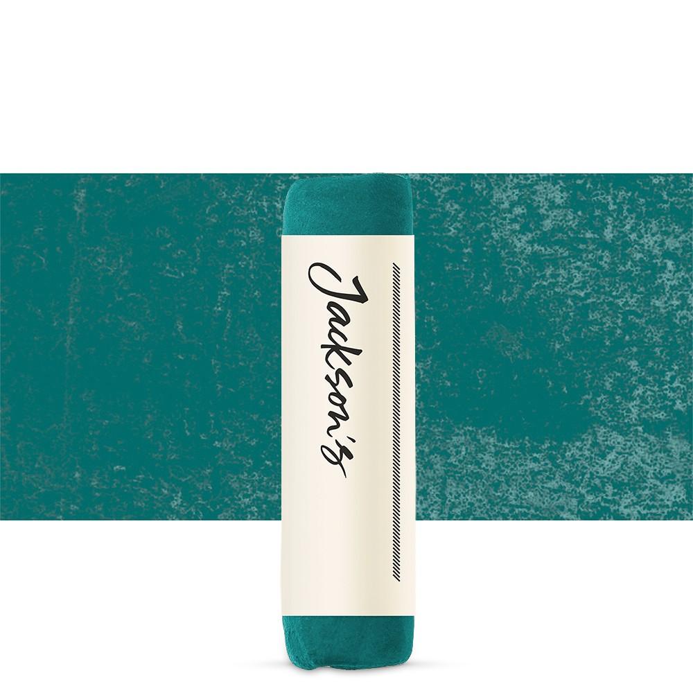 Jacksons : Handmade Soft Pastel : Deep Phthalo Green