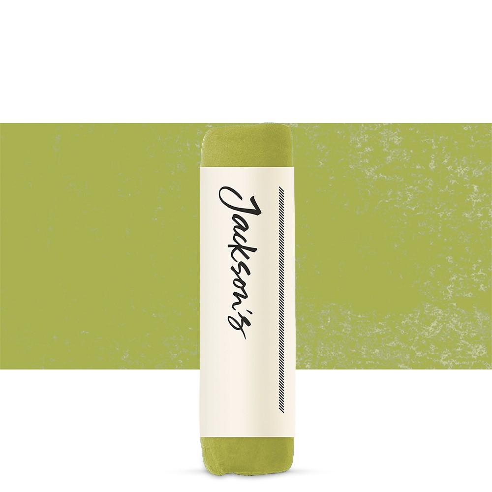 Jacksons : Handmade Soft Pastel : Yellowish Green Field