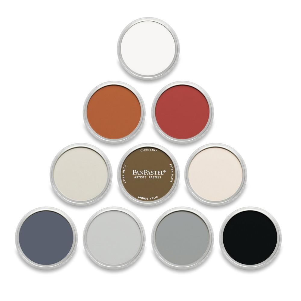 PanPastel : Set : Drawing : 10 Colours