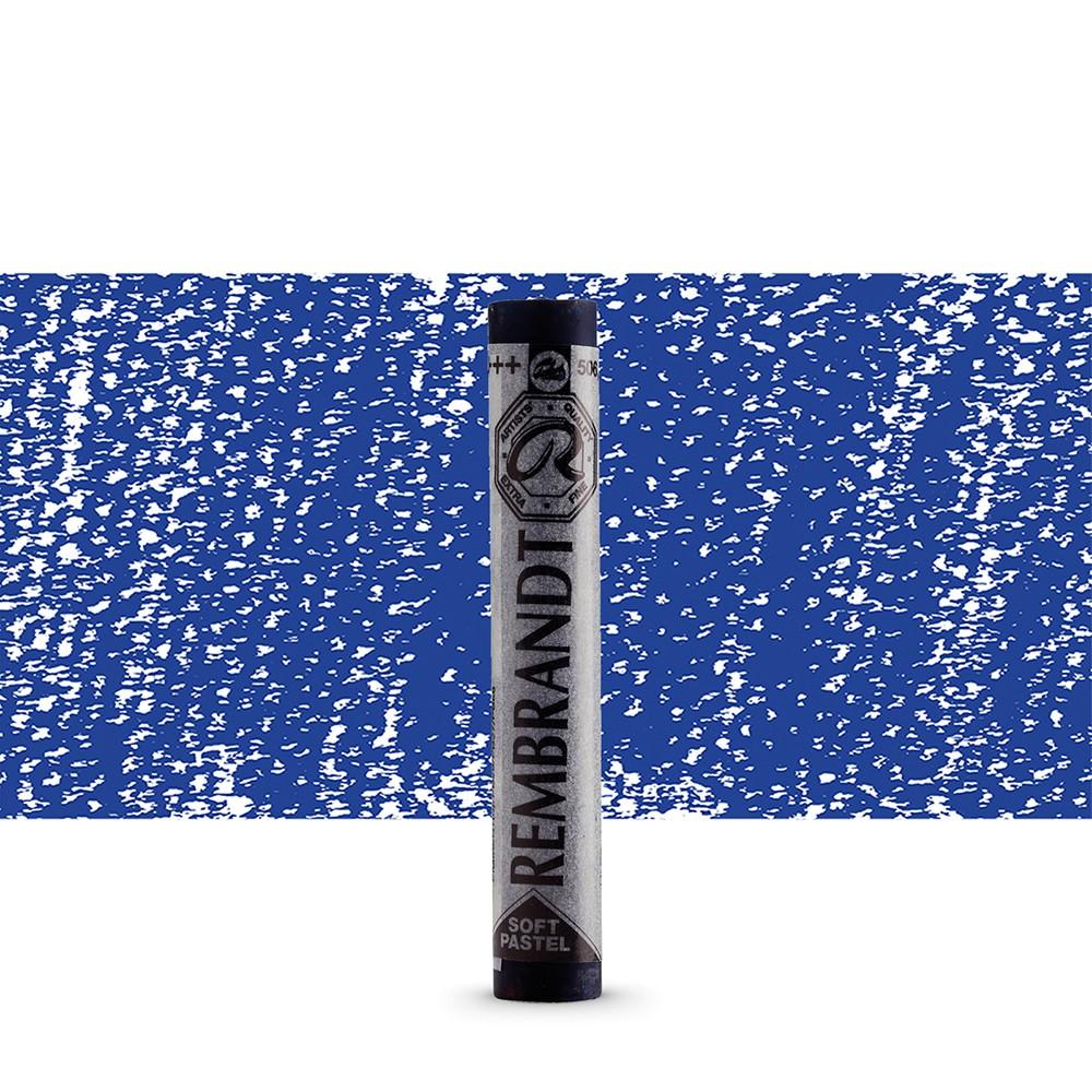 Talens : Rembrandt Soft Pastel : Ultramarine Deep TR506.3