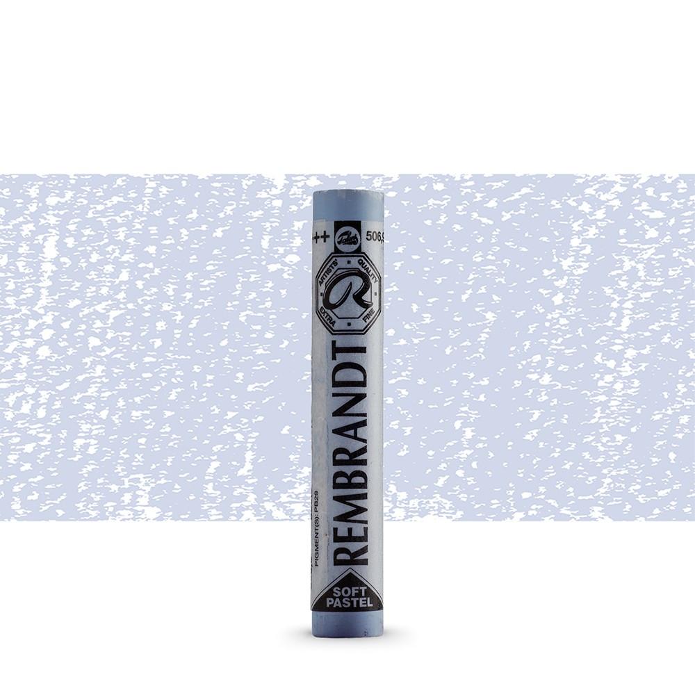 Talens : Rembrandt Soft Pastel : Ultramarine Deep TR506.9