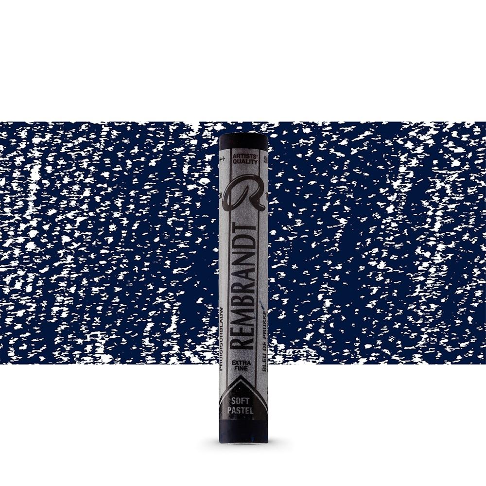 Talens : Rembrandt Soft Pastel : Prussian Blue TR508.2