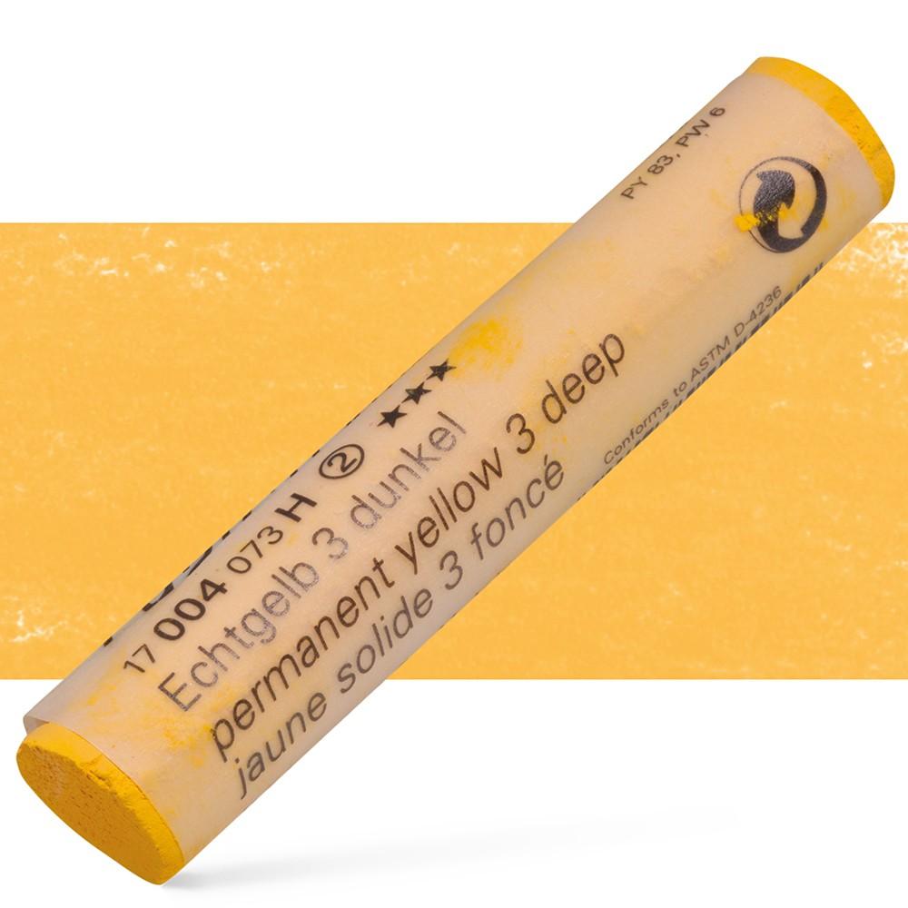 Schmincke : Soft Pastel : Permanent Yellow Deep- 04H