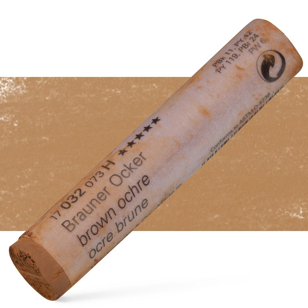 Schmincke : Soft Pastel : Brown Ochre- 32H
