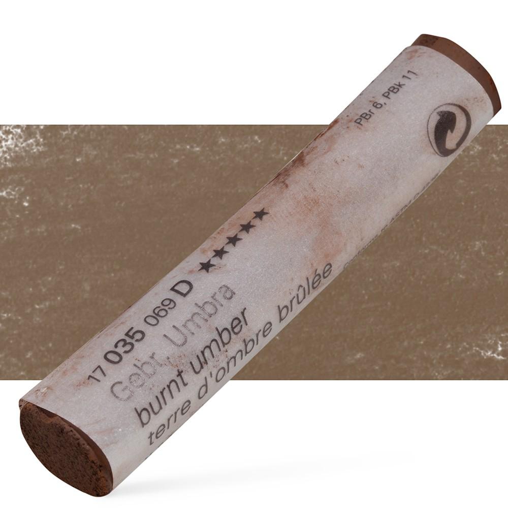Schmincke : Soft Pastel : Burnt Umber- 35D