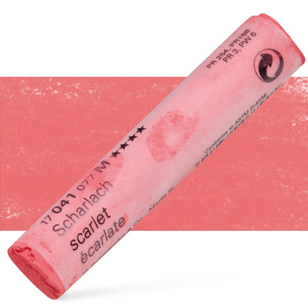 Schmincke : Soft Pastel : Scarlet- 41M