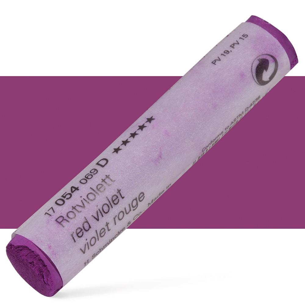 Schmincke : Soft Pastel : Red Violet- 54D