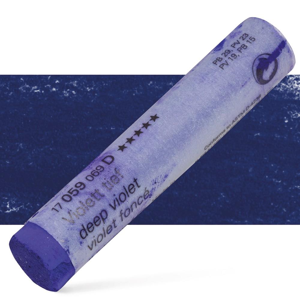 Schmincke : Soft Pastel : Deep Violet- 59D