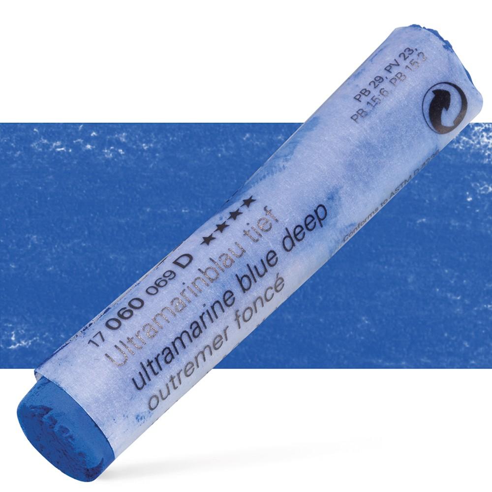 Schmincke : Soft Pastel : Ultramarine Blue Deep- 60D