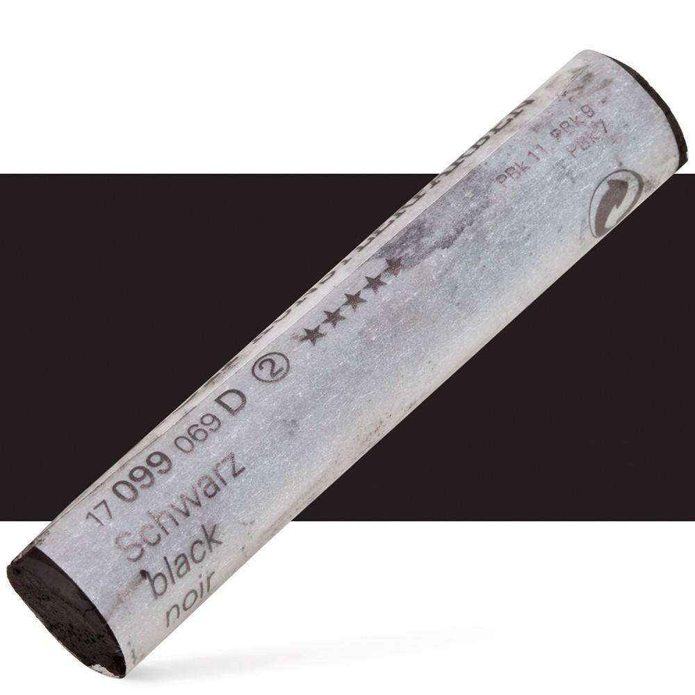 Schmincke : Soft Pastel : Black- 99D