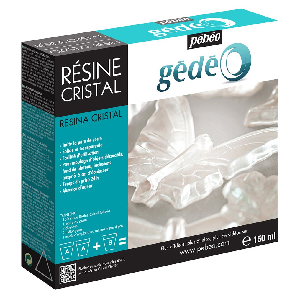 Pebeo Gedeo : Crystal Resin 150ml
