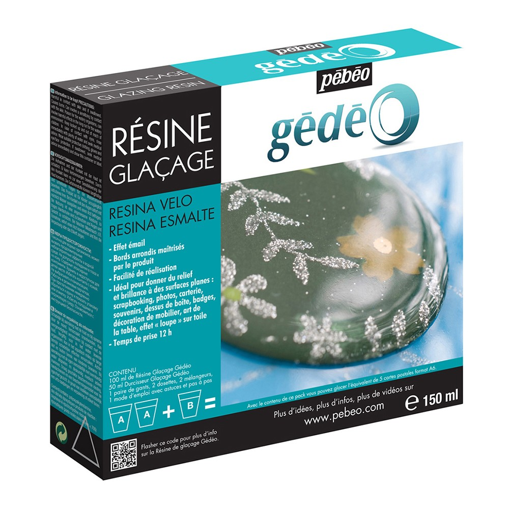 Pebeo Gedeo : Glazing Resin 150ml