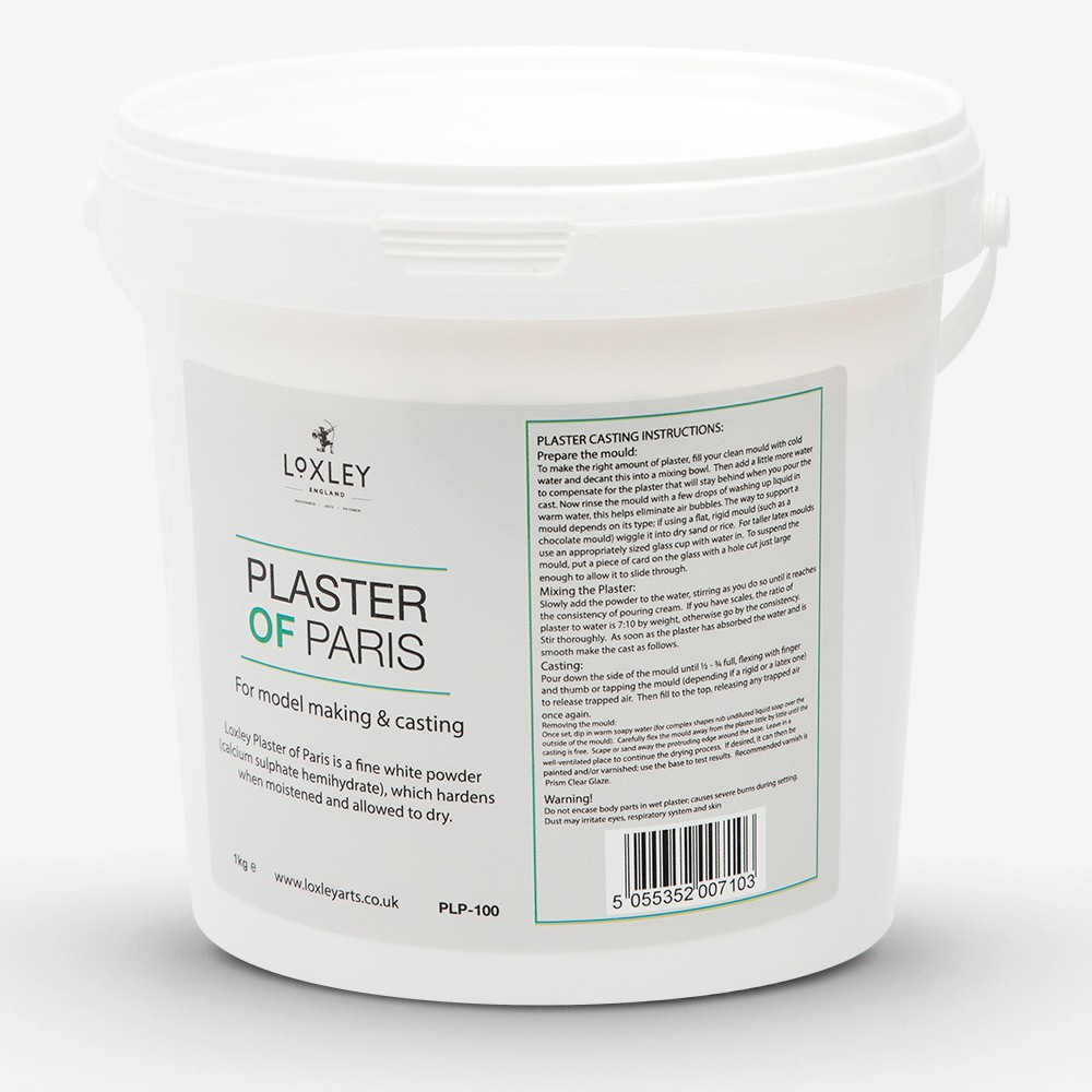 Colourful Arts : Plaster of Paris : 1kg
