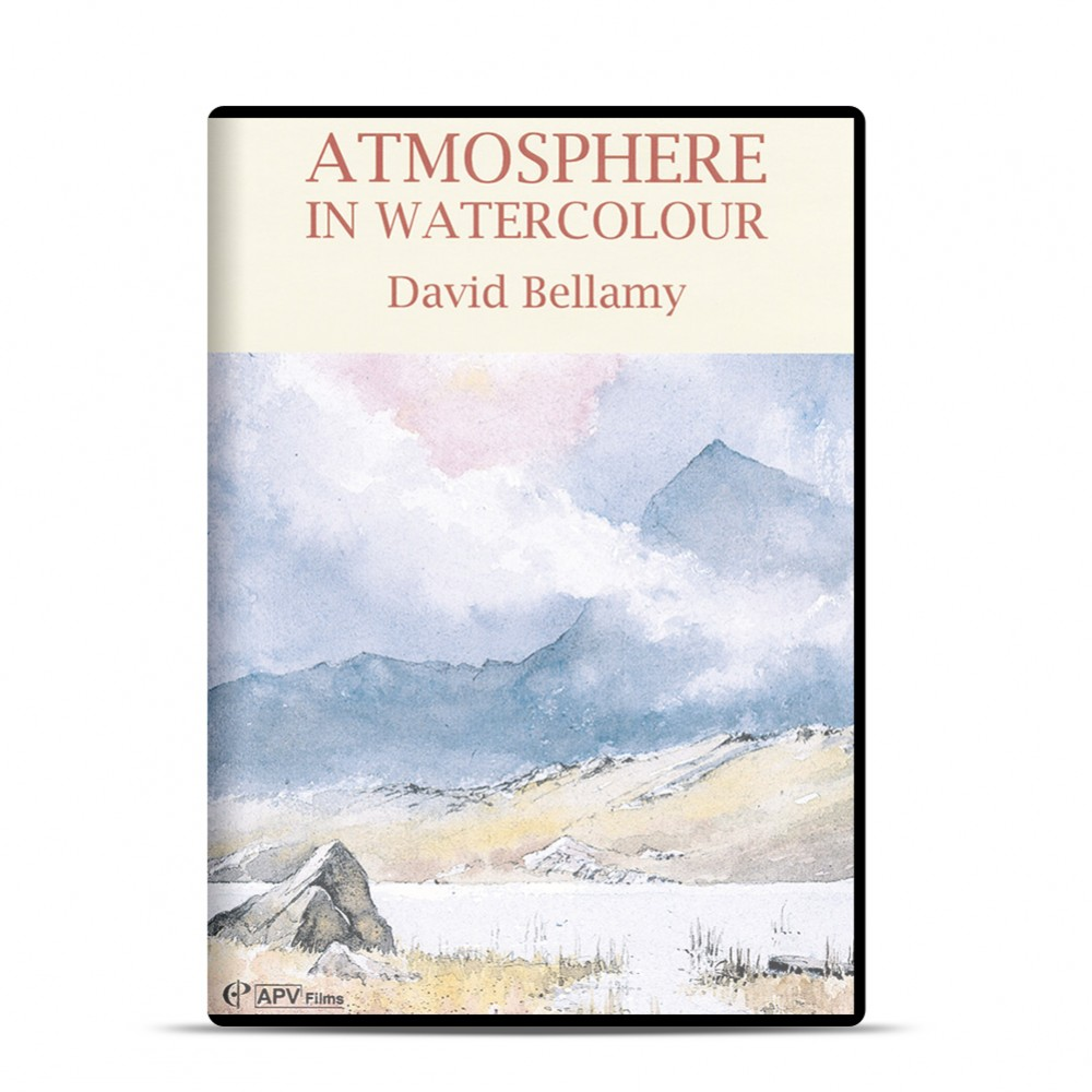 DVD : Atmosphere In Watercolour : David Bellamy