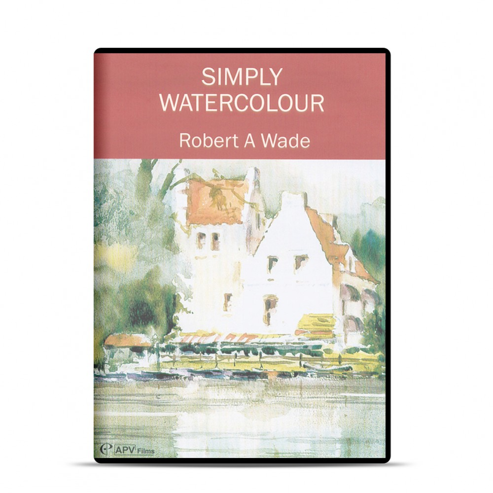 DVD : Simply Watercolour Robert Wade