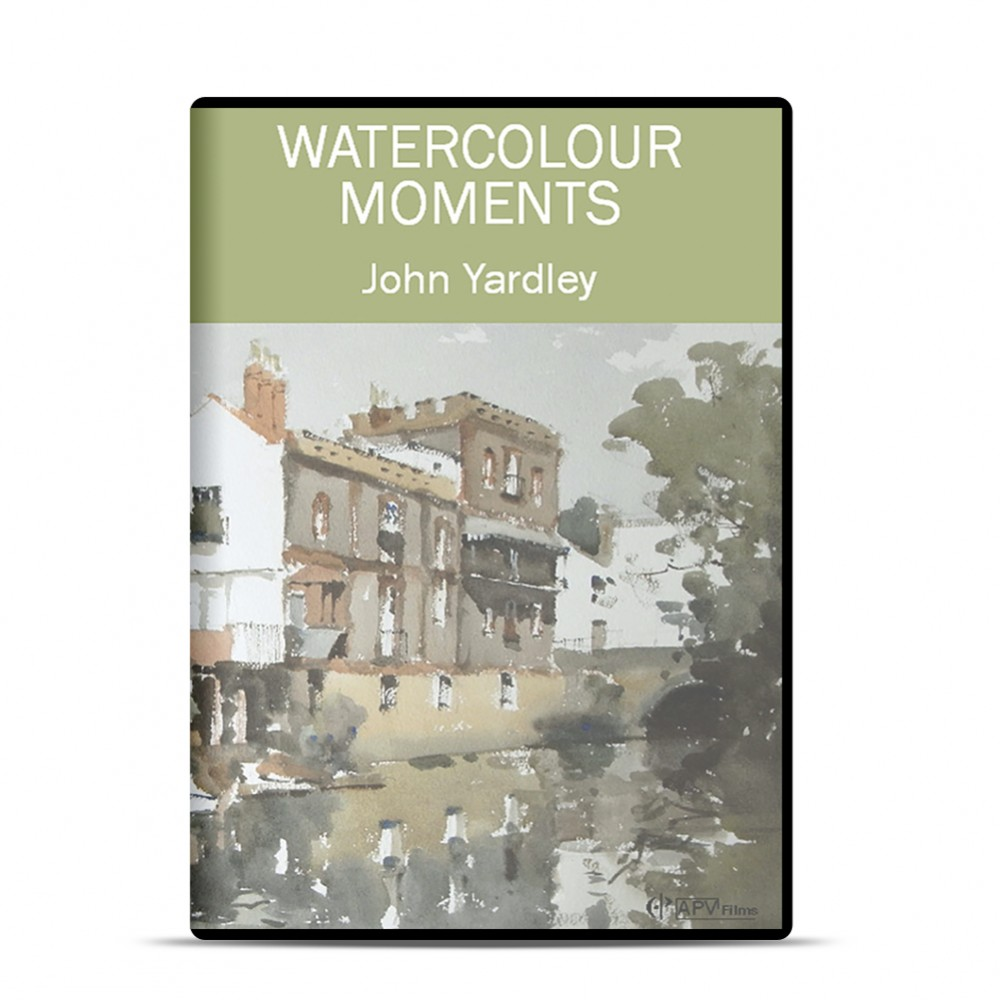 DVD : Watercolour Moments : John Yardley