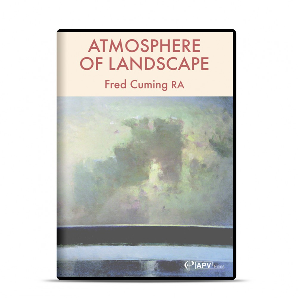 DVD : Atmosphere of Landscape : Fred Cuming
