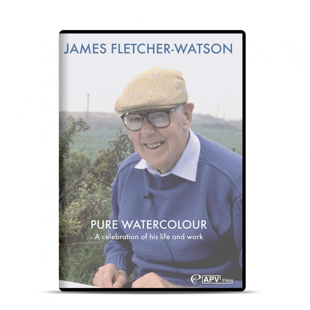 DVD : Pure Watercolour : James Fletcher-Watson