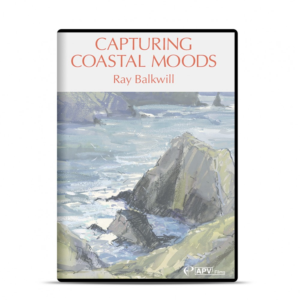 DVD : Capturing Coastal Moods : Ray Balkwill