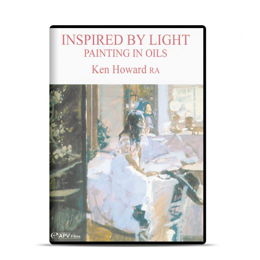 DVD : Inspired By Light : Ken Howard RA