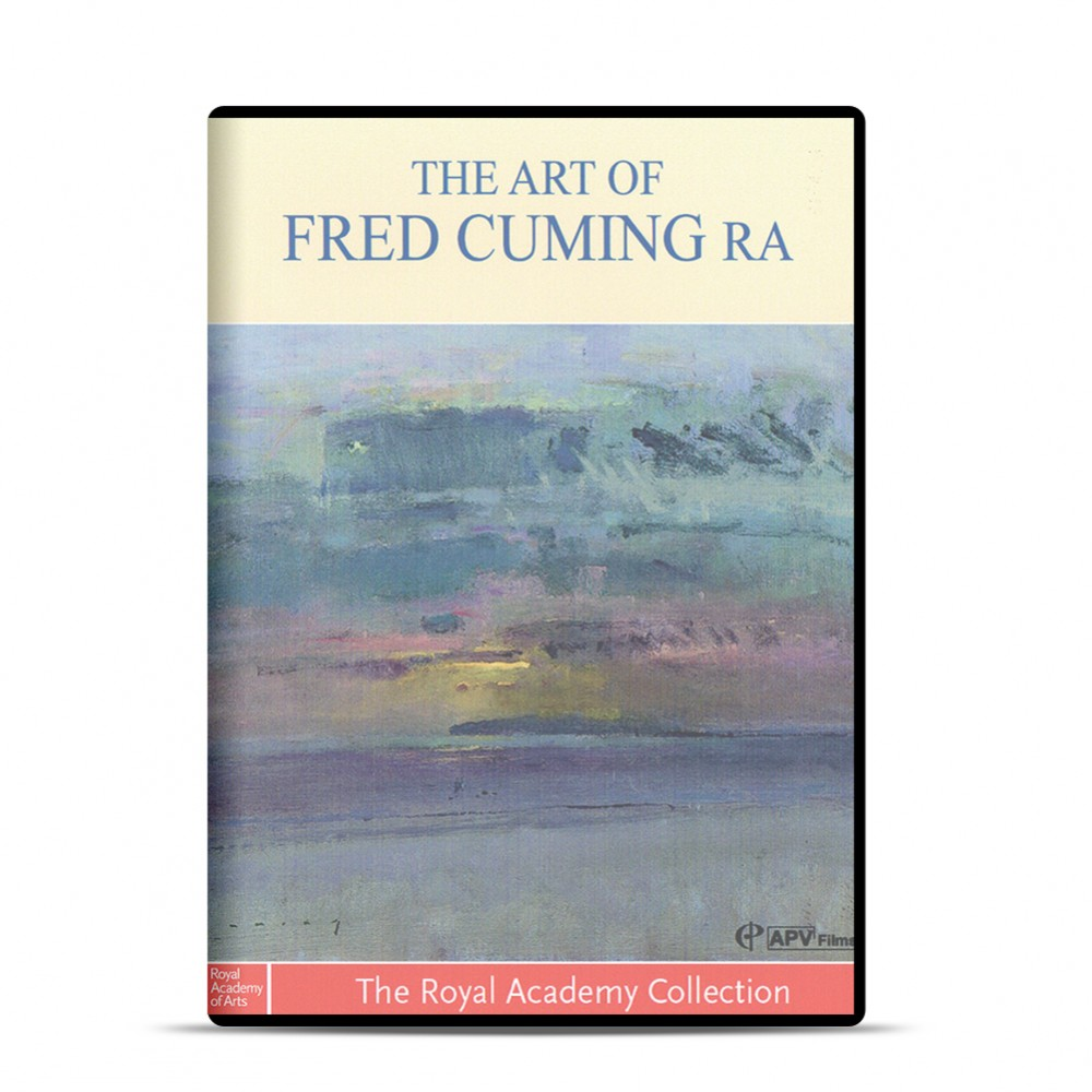 DVD : The Art Of Fred Cuming RA