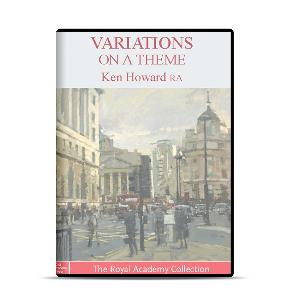 DVD : Variations on a Theme : Ken Howard