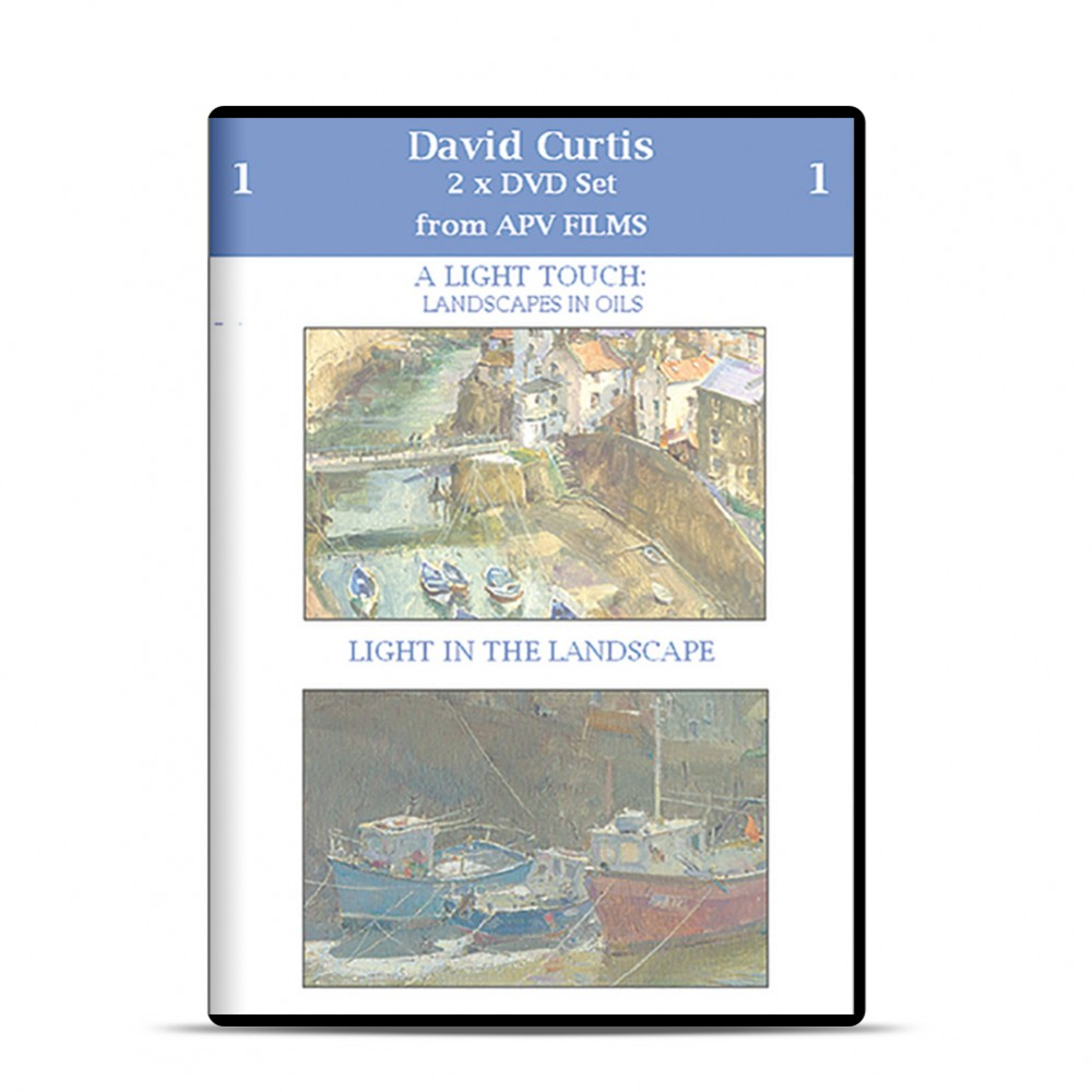 DVD : Twin Pack 1 : A Light Touch & Light in the Landscape : David Curtis