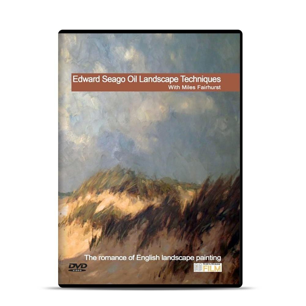 Townhouse DVD : Edward Seago Oil Landscape Techniques : Miles Fairhurst