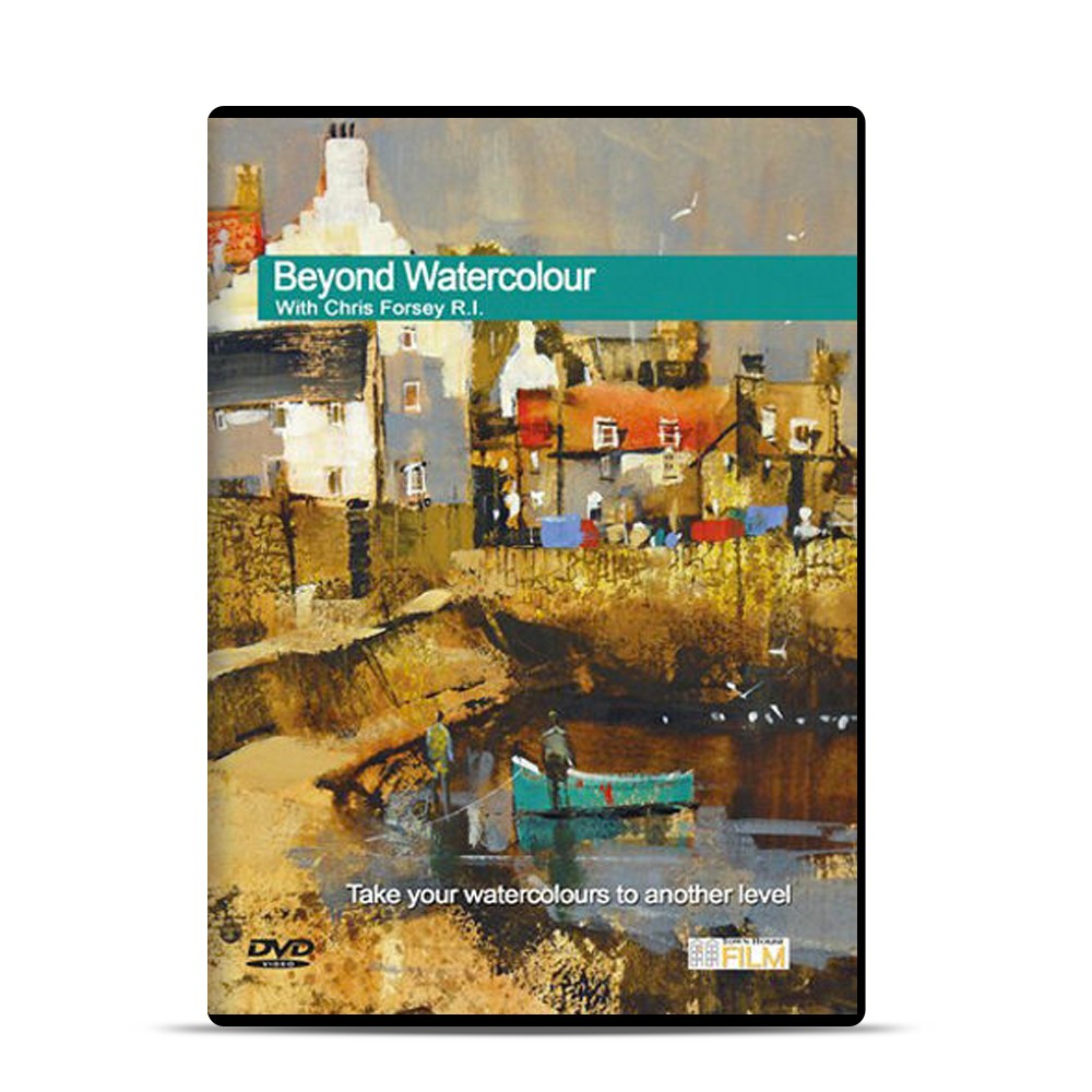 Townhouse DVD : Beyond Watercolour : Chris Forsey R I