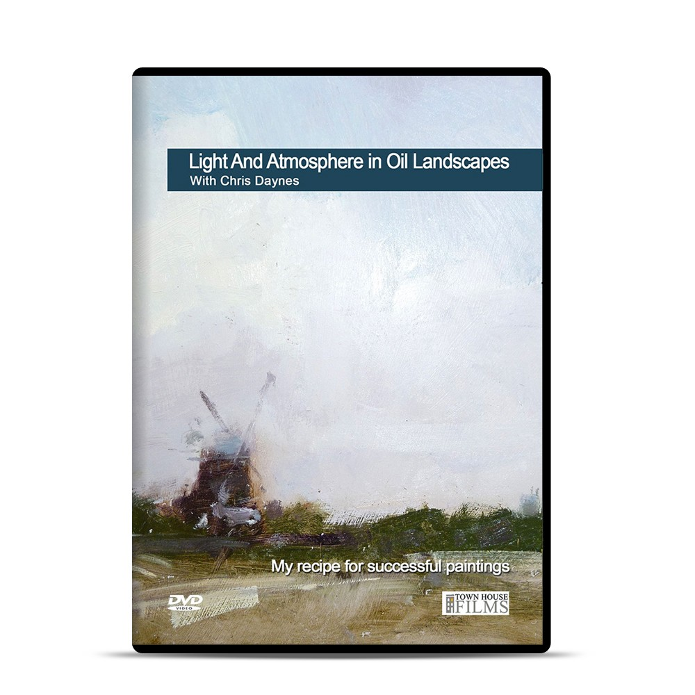 Townhouse DVD : Light And Atmosphere In Oil Landscapes With Chris Daynes