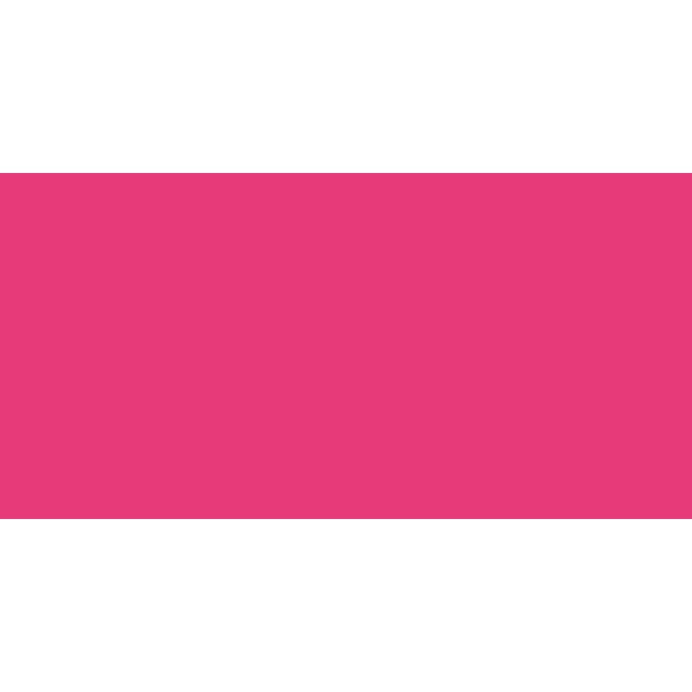 Daler Rowney : Designers' Gouache Paint : 15ml : Rose Pink