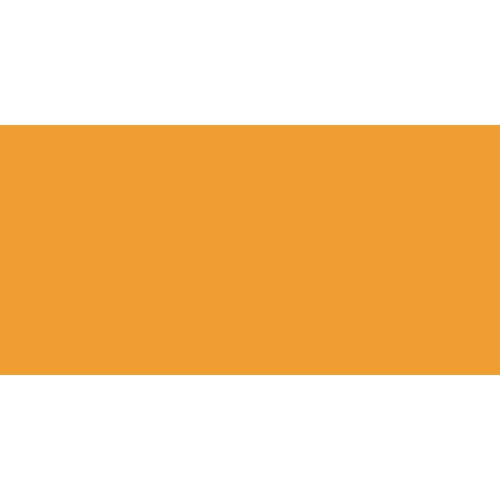Daler Rowney : Designers' Gouache Paint : 15ml : Middle Orange
