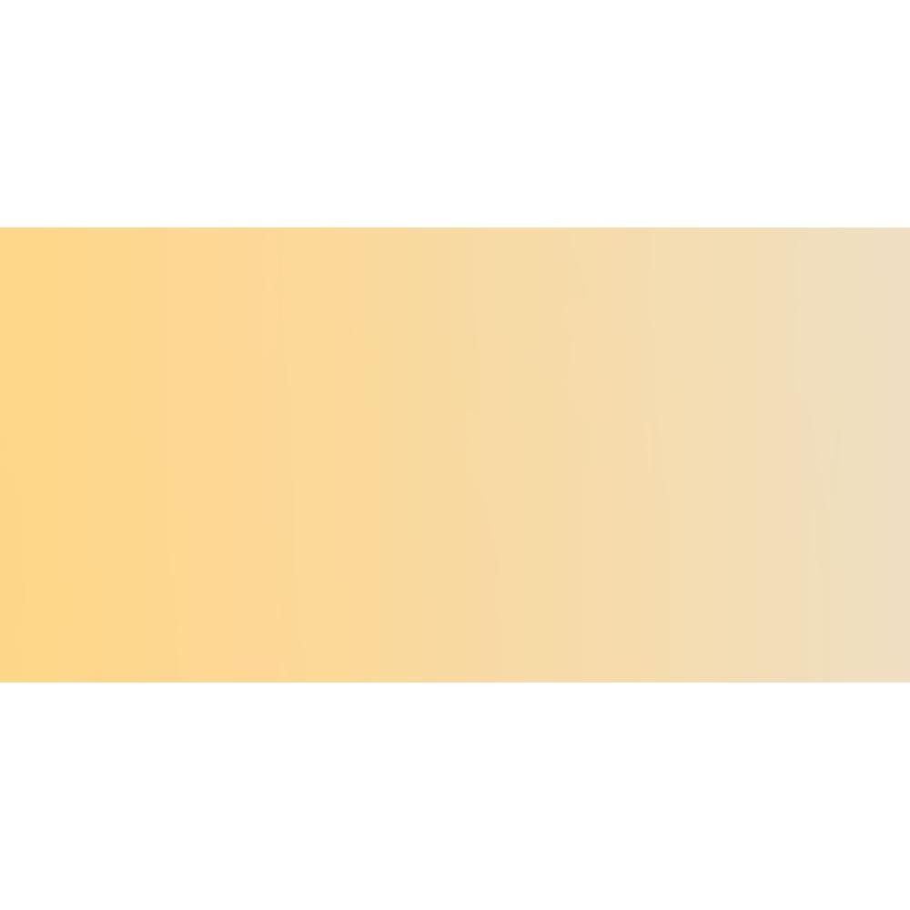Daler Rowney : Artists' Watercolour Paint : Half Pan : Naples Yellow