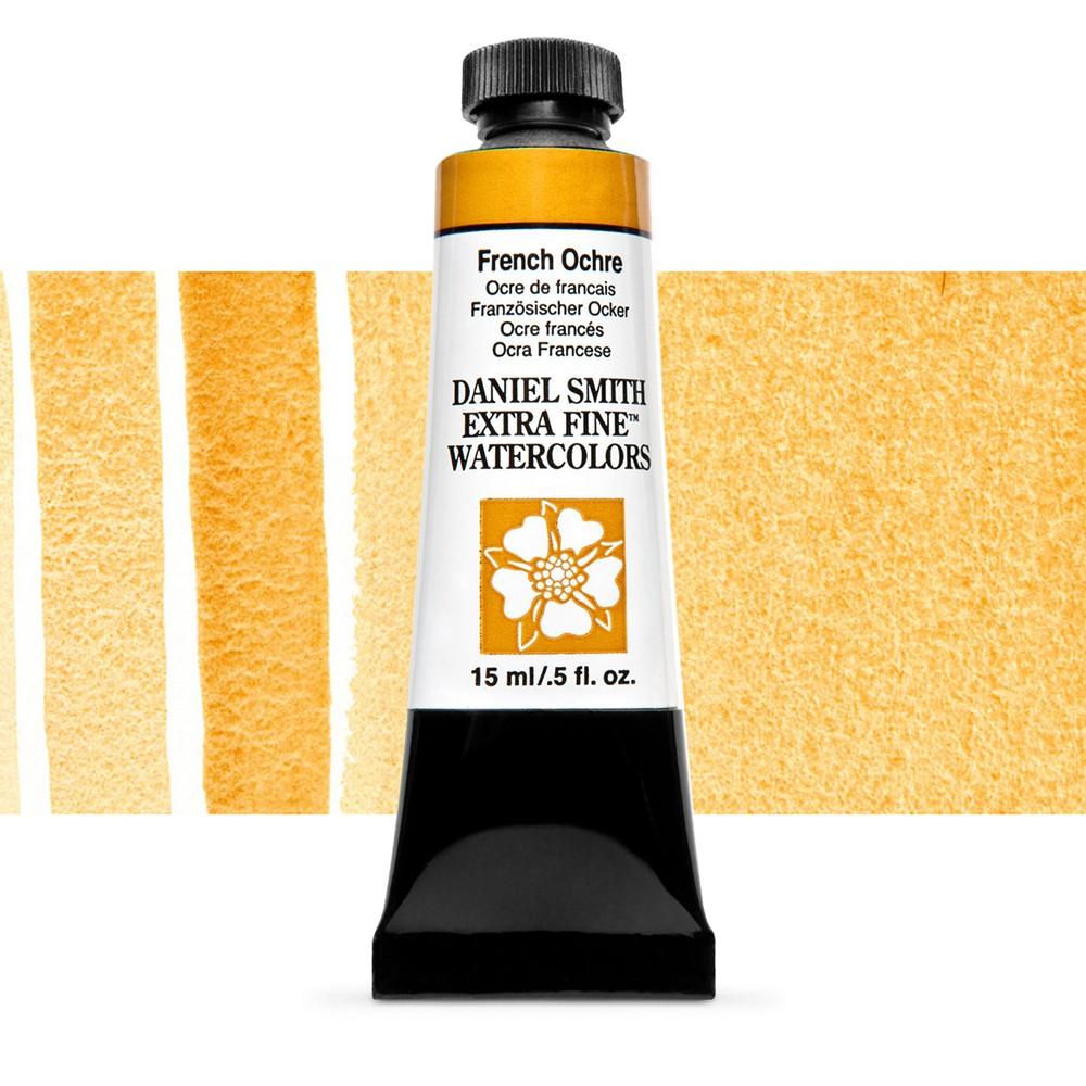 Daniel Smith : Watercolour Paint : 15ml : French Ochre : Series 1