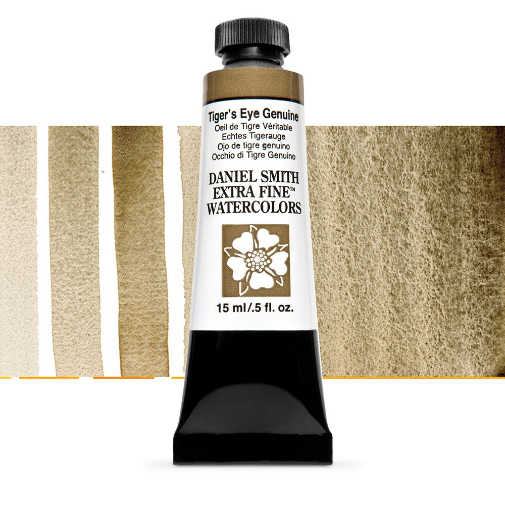 Daniel Smith : Watercolour Paint : 15ml : Tigers Eye Genuine : b Series 2