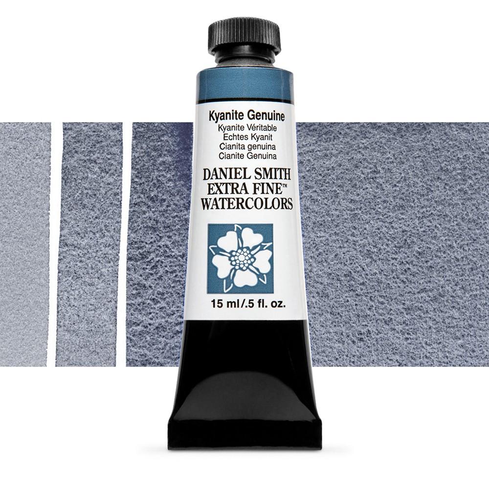 Daniel Smith : Primatek Watercolour Paint : 15ml : Kyanite Genuine : Series 4