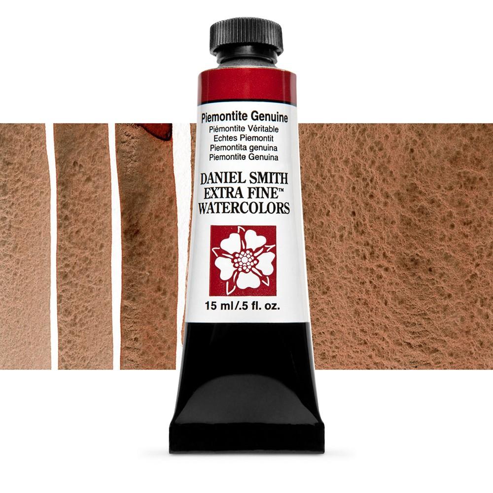 Daniel Smith : Watercolour Paint : 15ml : Piemontite Genuine : b Series 4