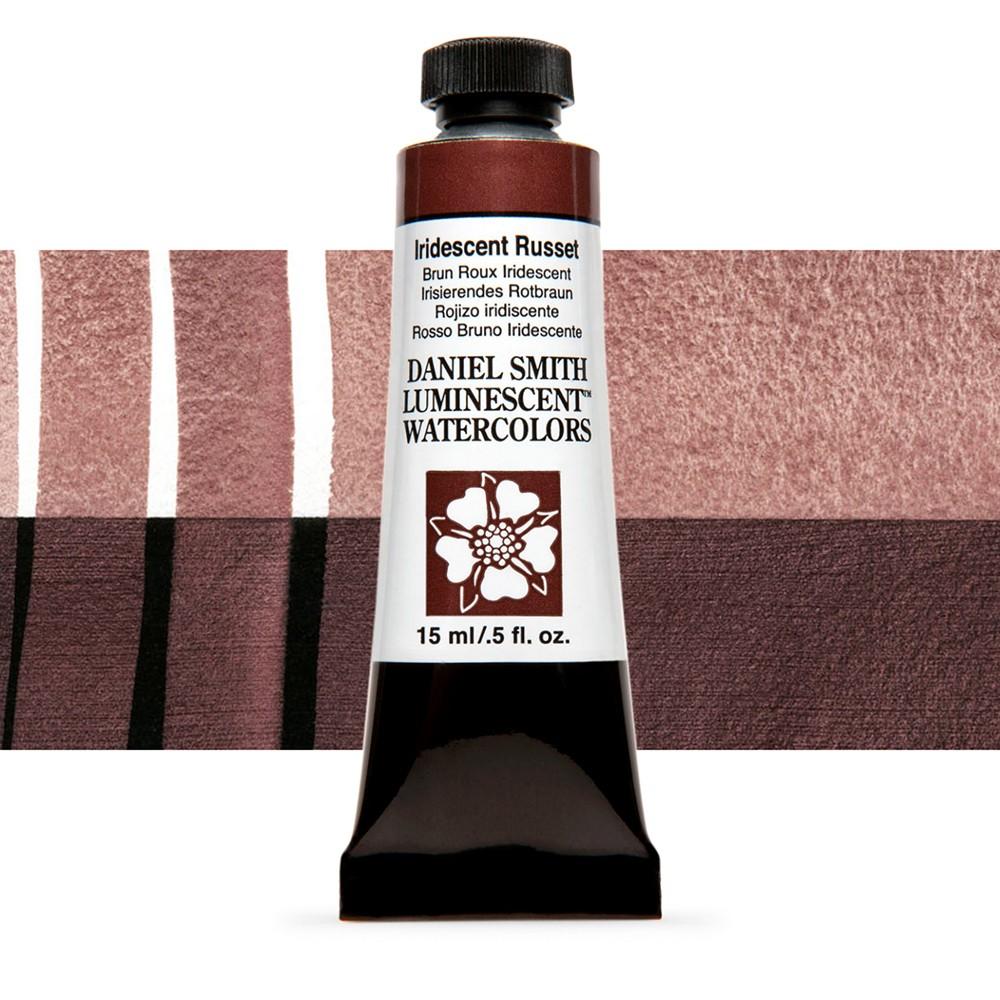 Daniel Smith : Watercolour Paint : 15ml : Iridescent Russet : u Series 1