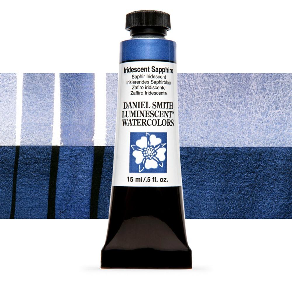 Daniel Smith : Watercolour Paint : 15ml : Iridescent Sapphire : u Series 1